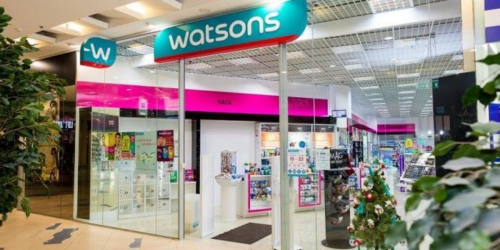Аутсорсинг персонала для Watsons