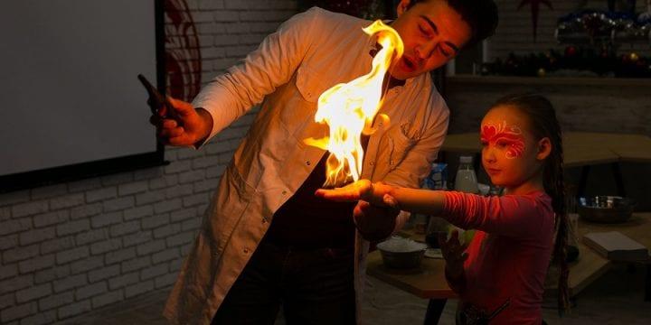 Праздник для деток AB InBev Efes Украина
