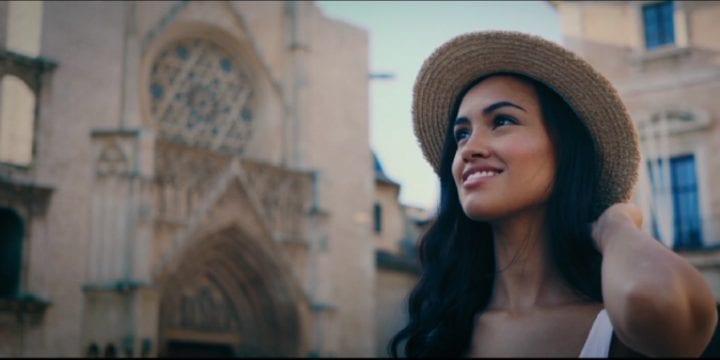 Первая пост пандемическая кампания по возобновлению туризма в Валенсии от Serviceplan