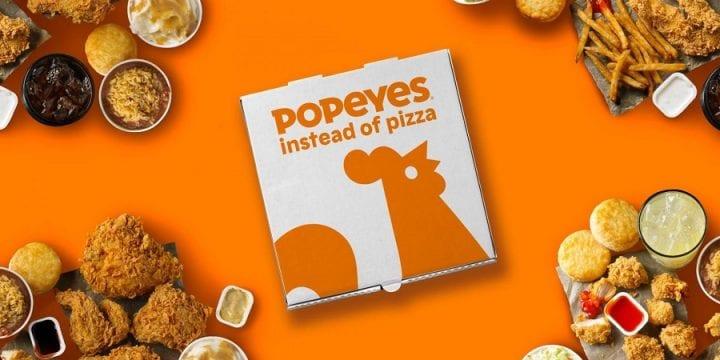 Піца vs. курча: мережа фастфуду випустила на вулиці Портленда «перехоплювача піци»
