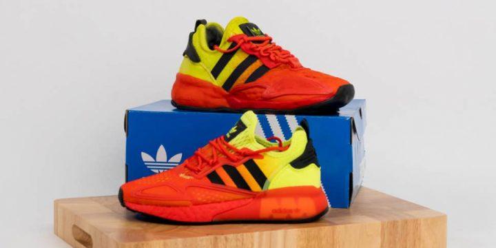 Adidas зі службою доставки Deliveroo створили їстівні кросівки