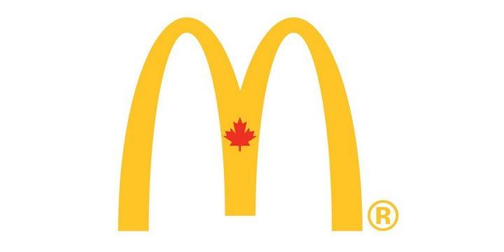 McDonald's создал умные вижуалы в честь дня переезда в Квебеке