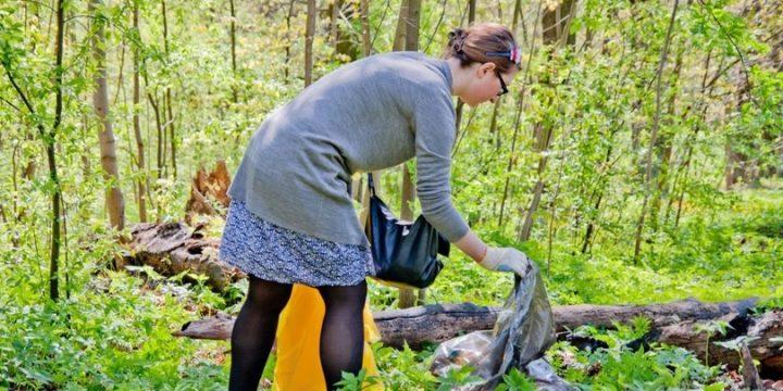 Киевлян пригласили принять участие во Всемирном дне уборки