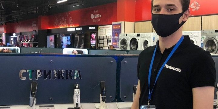 Промоутеры-консультанты Panasonic