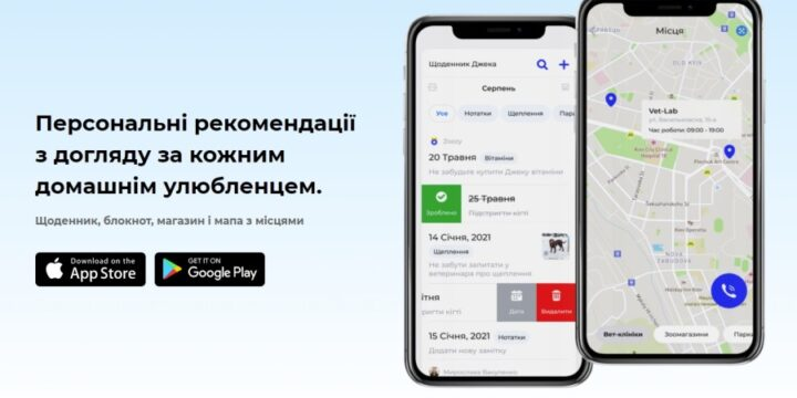 Стартап дня: приложение для ухода за домашним питомцем ZooZy